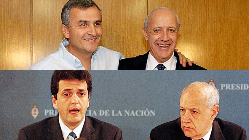 La situación de Venezuela provocó una división en la dirigencia política argentina