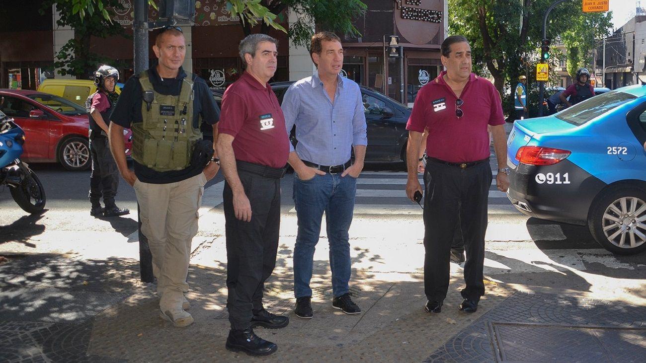 El Gran Hermano porteño: los patrulleros transmitirán online cómo avanza la cuarentena