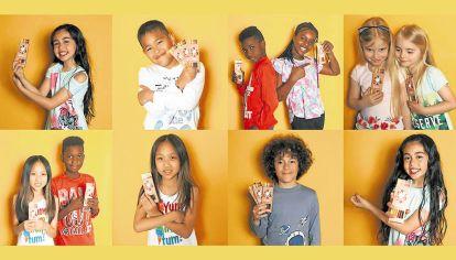 """Inclusión colorida. Crayones con seis tonos distintos de """"color piel"""" para propiciar diversidad."""