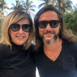 Myriam Bunin y Diego Torres