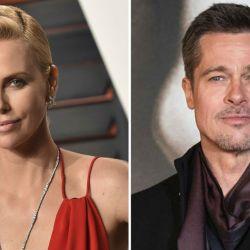 Los actores se conocieron a través del ex de ella.
