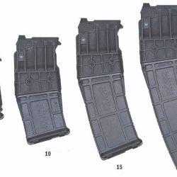 La firma americana lanzó al mercado un modelo diseñado con cargadores de doble hilera de hasta 20 cartuchos. Algo impensable hasta hoy.