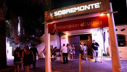 Sobremonte, discoteca de Mar del Plata