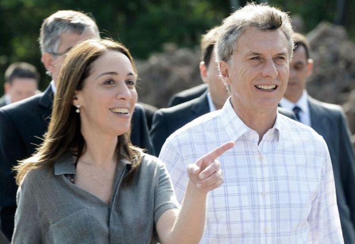 La gobernadora bonaerense María Eugenia Vidal y el presidente Mauricio Macri se mostrarán juntos en los próximos días.