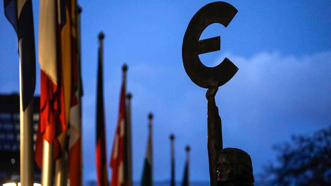 Sede central de la Unión Europea en Bruselas. La UE quiere acercarse a China.