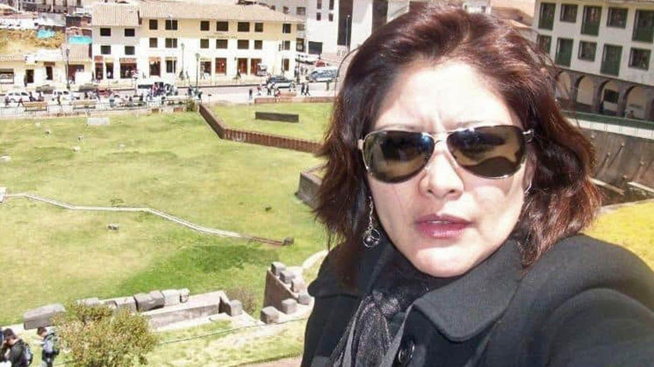 Gissella Solís Calle.