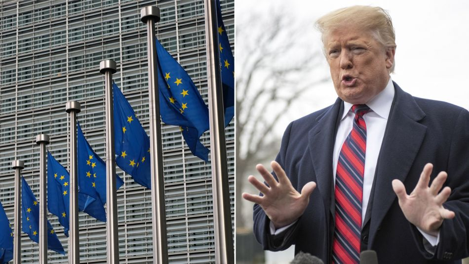 Trump Europa 01222019