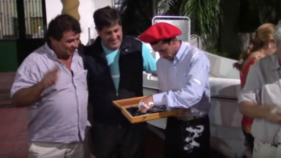 Joaquín Adolfo Griolio fue Subcampeón en la Categoría Crina Limpia del 54º Festival Nacional de Doma y Folclore de Jesús María.