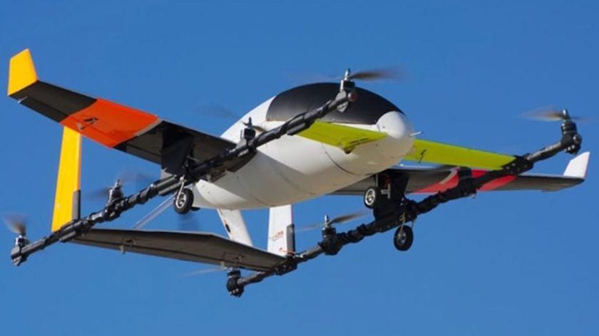 Boeing prueba su 1er avión autónomo y eléctrico de pasajeros