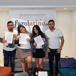 Morena Rial lanza su carrera musical junto a Faro Latino
