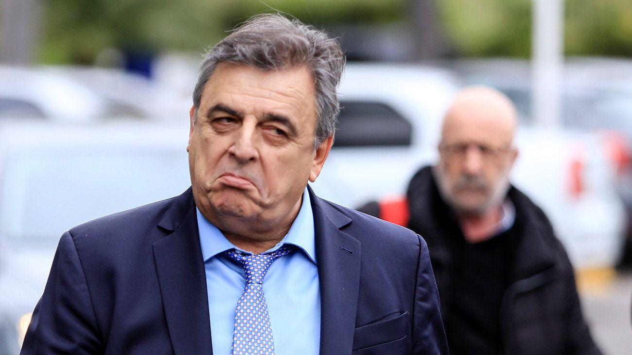 Mario Negri, jefe del bloque de Diputados de la UCR.