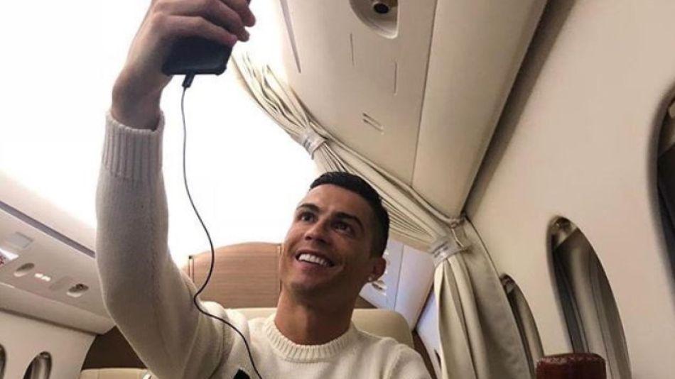 Cristiano Ronaldo y su tuit más inoportuno