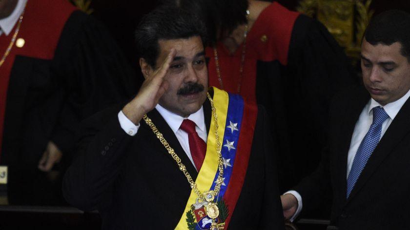 Grupo terrorista Hezbollah reconoce a Maduro como presidente de Venezuela