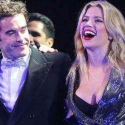 Nicolás Cabré y Laurita Fernández