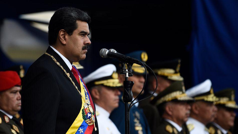 Nicolás Maduro 01242019