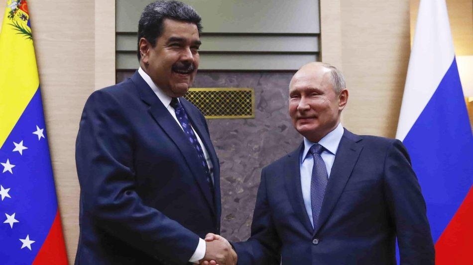 NicolásMaduro_Putin_20190124