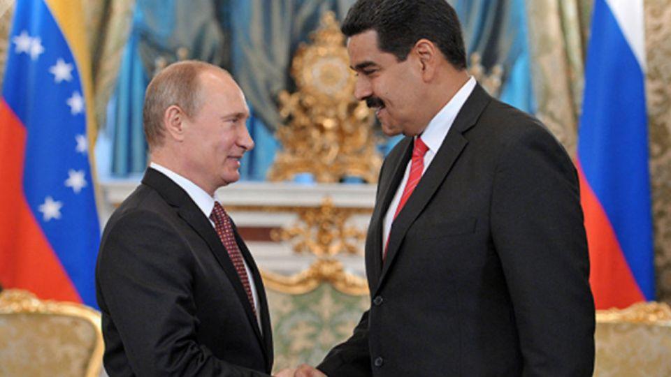 Vladimir Putin Nicolas Maduro ok g_20190124