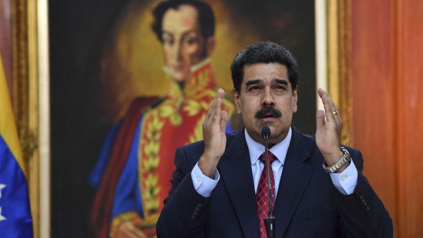 Reino Unido niega a Maduro retiro de US$1.200 millones en oro