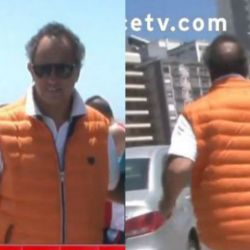 Daniel Scioli en Mar del Plata