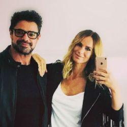 Luciano Castro y Sabrina Rojas