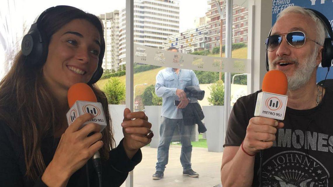 Juanita picante: acusó a Andy de plagiar a Mirtha