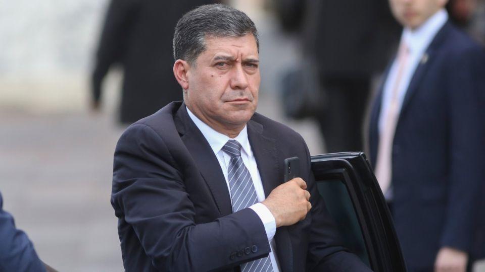El gobernador de La Rioja, Sergio Casas, busca el respaldo de los ciudadanos para avalar una enmienda constitucional.