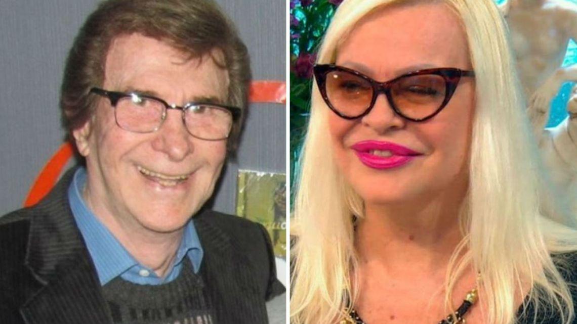 Silvia Süller y Silvio Soldán, ¿cerca de la reconciliación?
