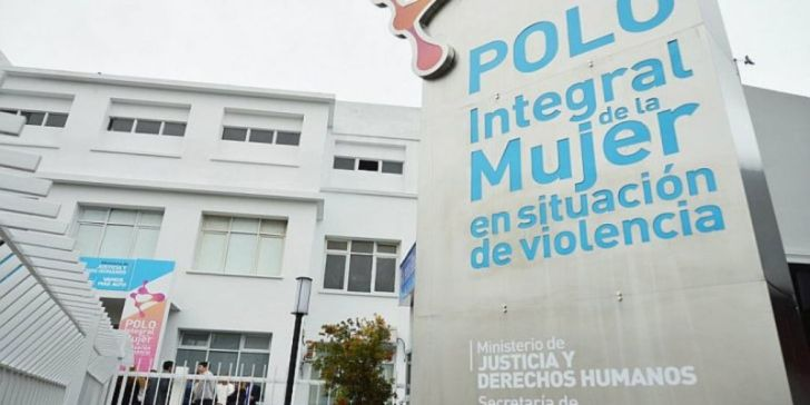 8 DE MARZO DE 2016. El gobierno de la provincia de Córdoba inauguró un centro integral de atención para mujeres.