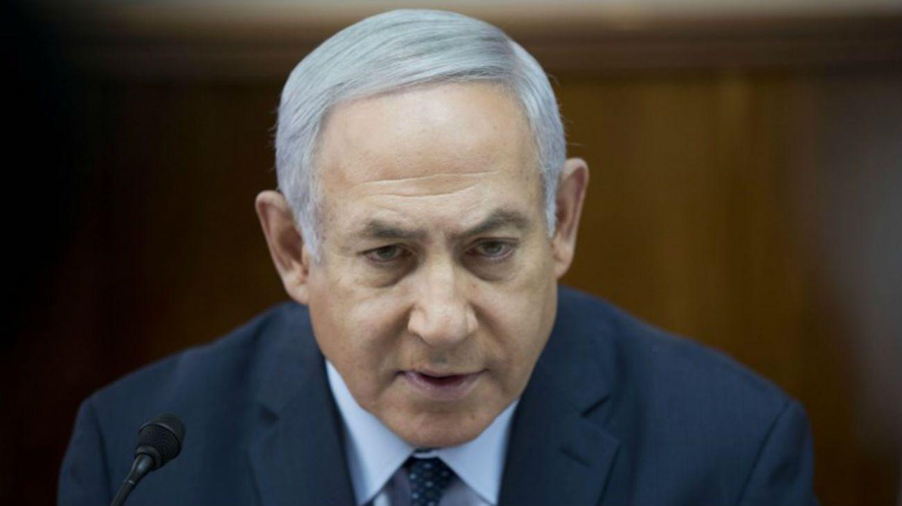 Netanyahu dice que Irán está contrabandeando crudo vía marítima