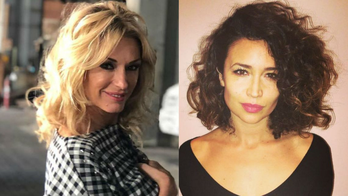 Yanina Latorre y Julia Mengolini