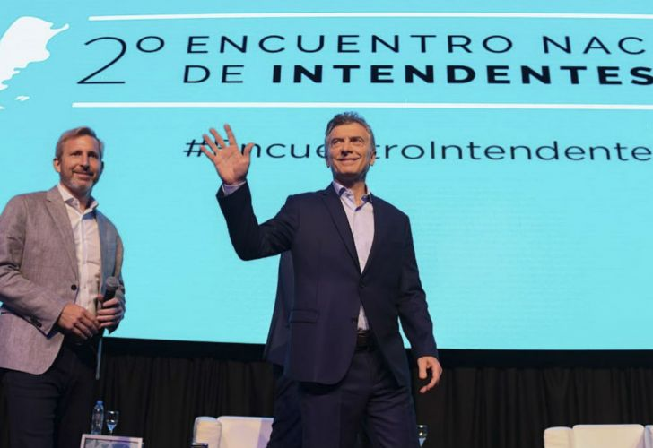 El ministro del Interior, Rogelio Frigerio, confirmó que el presidente Mauricio Macri se va a presentar en los comicios para su reelección.