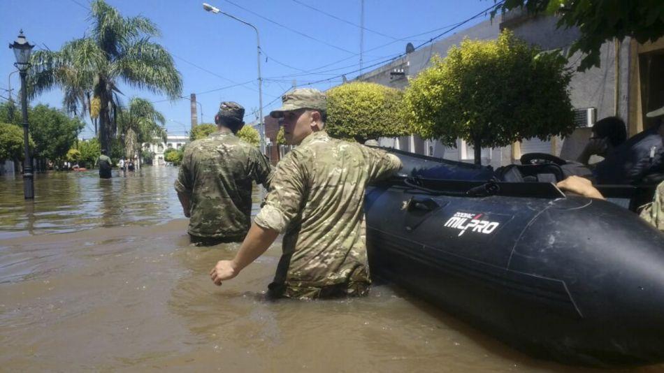 inundaciones chaco desastre