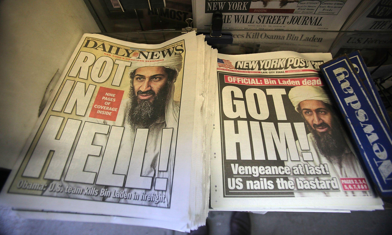 Fotogalería | El museo del 9/11 inaugura una muestra sobre la caza a Bin Laden