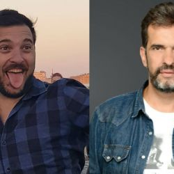 Diego Brancatelli y Martín Ciccioli