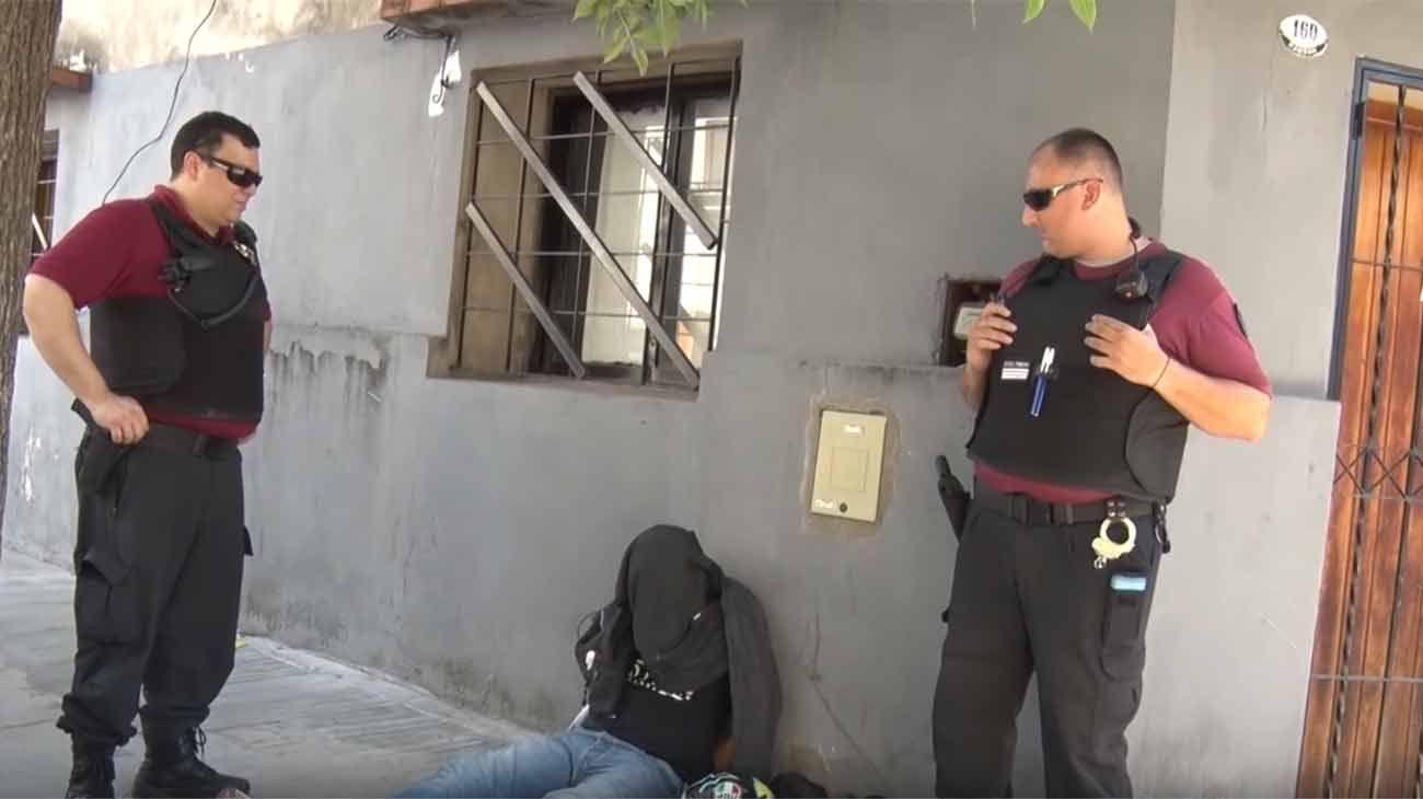 La jueza Guichandut autorizó la expulsión del motochorro colombiano