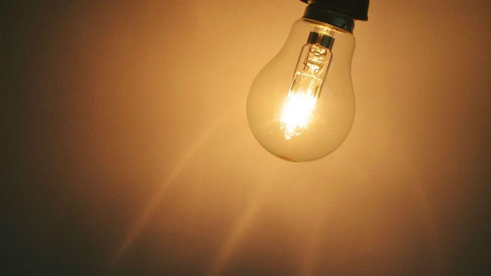 En febrero habrá el primer aumento en la tarifa de luz del 2019.