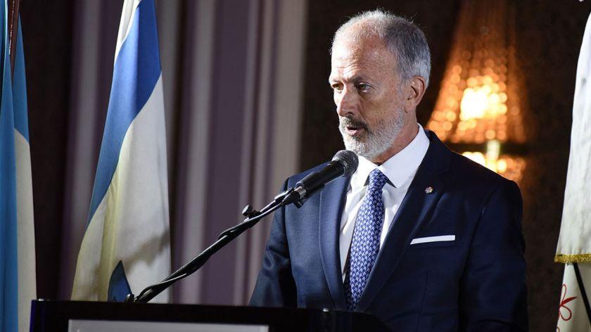 Embajador israelí: