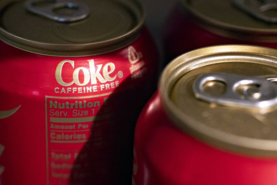 Coca-Cola Inc. Products Ahead Of Earnings Figures