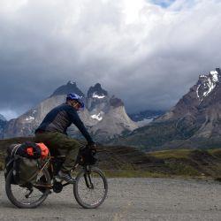 Gracias a su resistencia, los bikers se vuelcan a estas bicicletas de acero, cromo y molibdeno, hoy en desuso, para hacer frente a largas travesías.