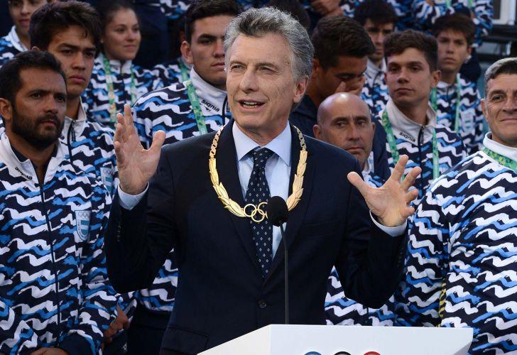 Macri Olimpico 01312019