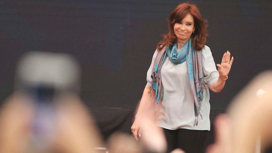 Cristina Fernández de Kirchner 01312019
