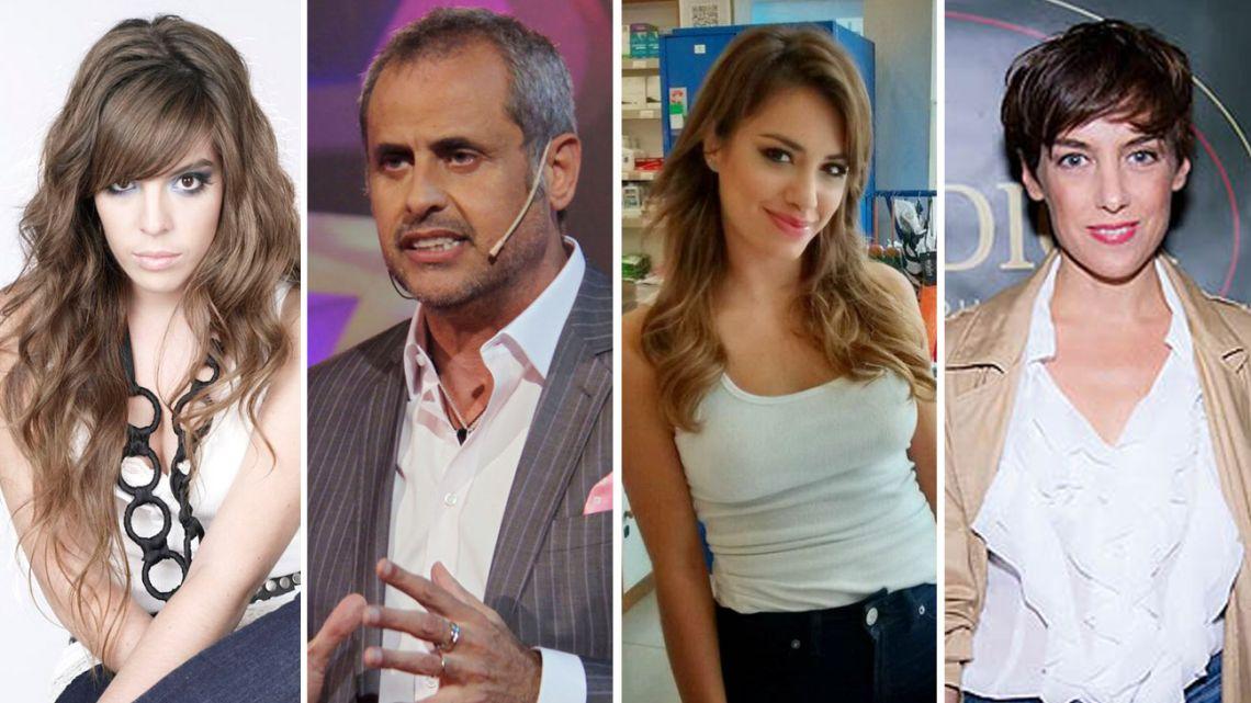 La reacción de los famosos al editorial de La Nación