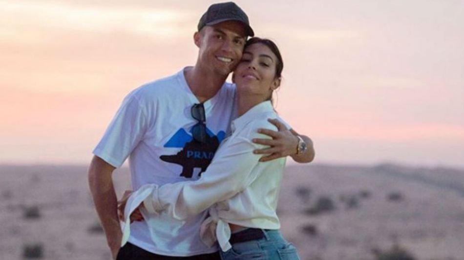 Cristiano Ronaldo, desolado por la muerte de su suegro argentino
