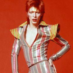La cinta mostrará la creación de Ziggy Stardust.