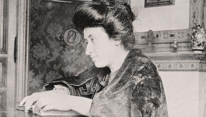 Rosa Luxemburgo. El 15 de enero se cumplieron cien años del asesinato de la revolucionaria y teórica socialista.