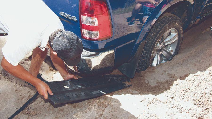 0203_Qué hacer para no encajarse en la arena