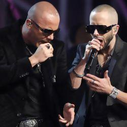 Wisin y Yandel darán un show en Buenos Aires