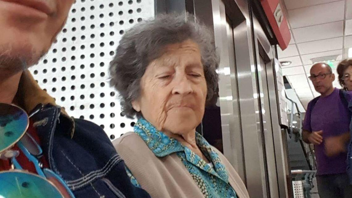 El impactante audio de la mamá de los Süller siendo agredida