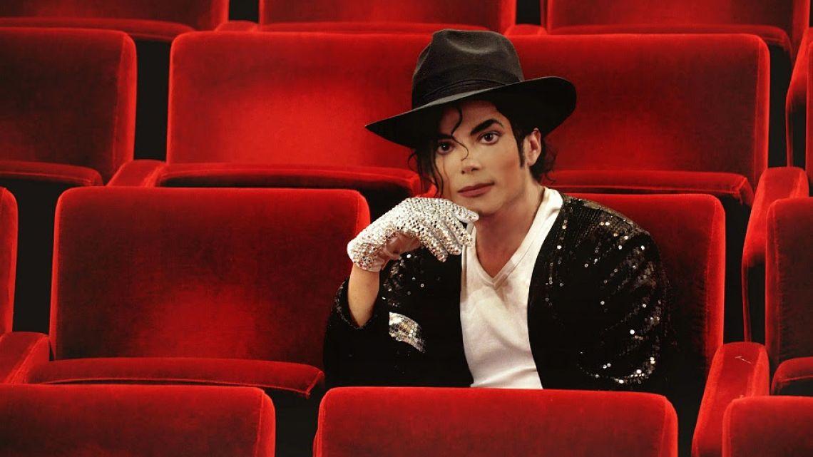 Sergio Cortés, el doble de Michael Jackson