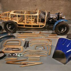 Bugatti Type 40 DE 1929
